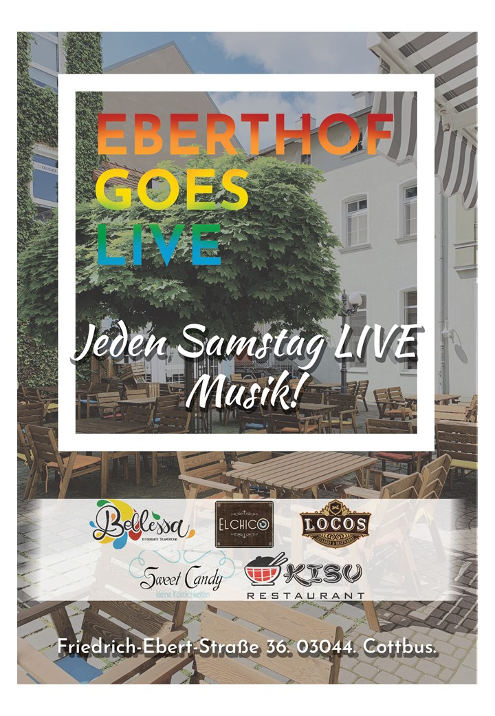 Eberthof goes live