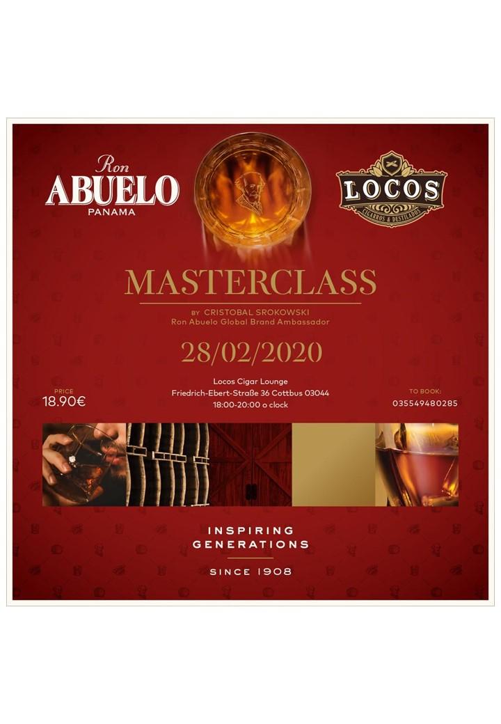 Masterclass Abuelo